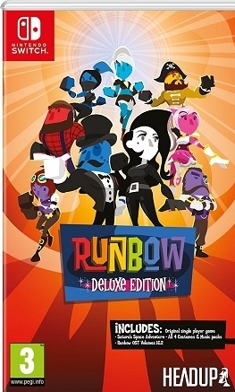 Runbow Deluxe Edition Switch